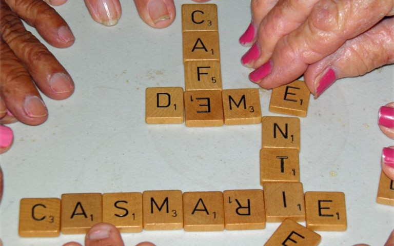 Dementie Café CasMarie 25 di september 2014
